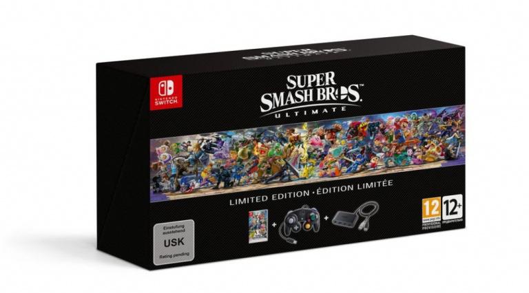 Super Smash Bros. Ultimate : Découvrez l'Édition Limitée