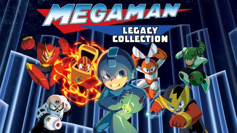 Mega Man Legacy Collection atteint le million d'exemplaires vendus