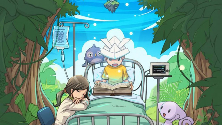 Rakuen : une adaptation en série animée pour le jeu de Laura Shigihara
