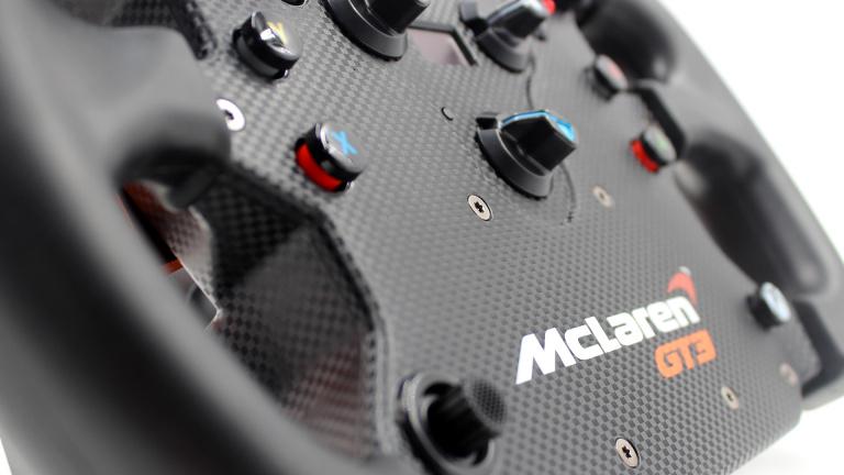 Test Fanatec CSL Elite McLaren GT3 : Le proto fantastique