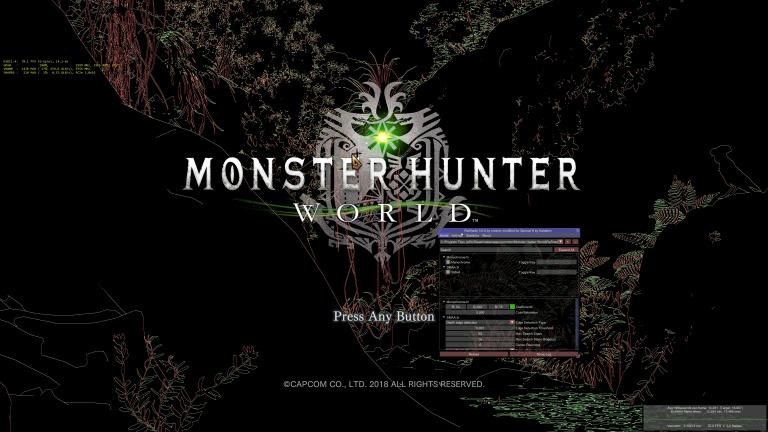 Mods Monster Hunter World PC