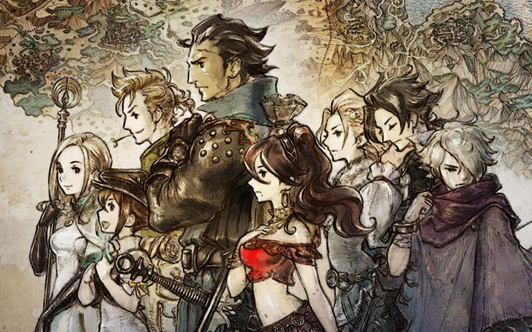 Octopath Traveler : un questionnaire pour recueillir les préférences des joueurs par Famitsu