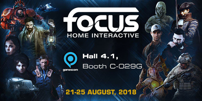 gamescom 2018 : Focus Home Interactive annonce son line-up (Call of Cthulhu, The Surge 2...)