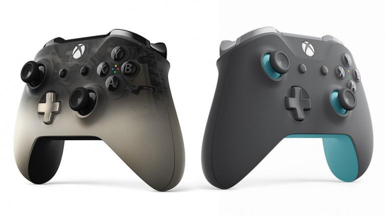 Xbox One : Deux nouvelles manettes dévoilées
