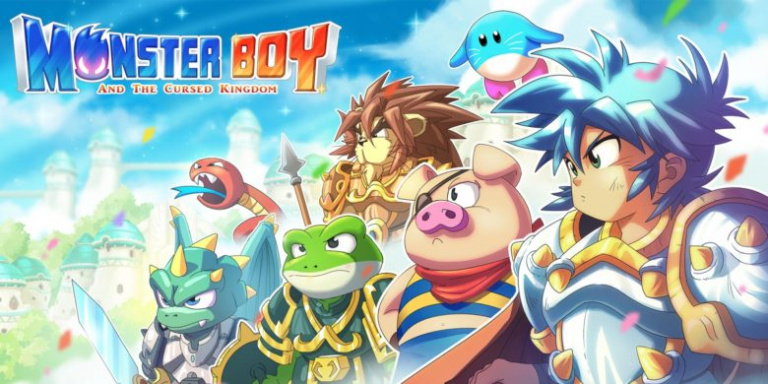 Monster Boy and the Cursed Kingdom s'offre une poignée d'images