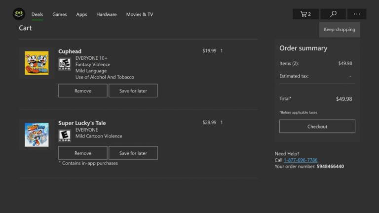Xbox One : le streaming et la boutique évolueront avec une update à venir