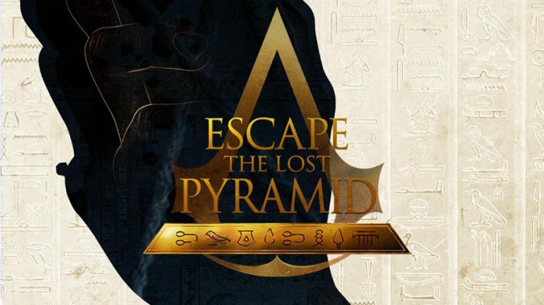 Escape The Lost Pyramid, un escape game aux couleurs d'Assassin's Creed Origins