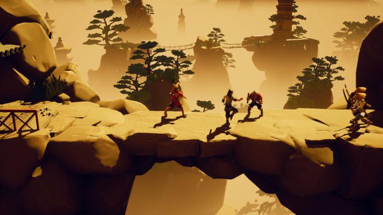 9 Monkeys of Shaolin sortira cet hiver