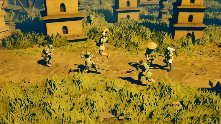 9 Monkeys of Shaolin sortira cet hiver - Actualités - jeuxvideo.com
