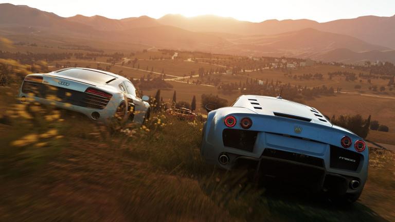Forza Horizon 2 sera retiré du Xbox Store le 30 septembre 2018