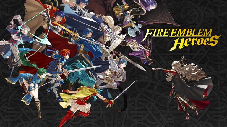 """Fire Emblem Heroes : Un stream pour la campagne """"Choose Your Legends 2018"""""""