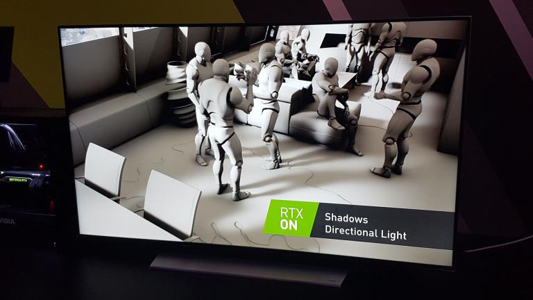gamescom 2018 : NVIDIA dévoile des cartes GeForce RTX série 20 dopées au ray tracing