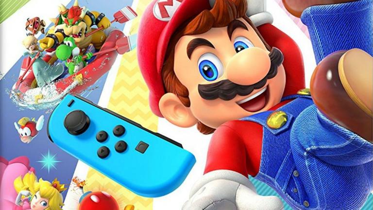gamescom 2018 : un bundle Joy-Con pour Super Mario Party en novembre