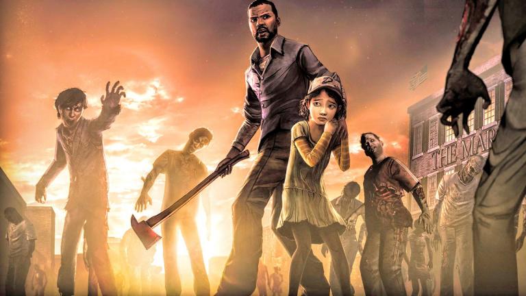 gamescom 2018 : la première saison de The Walking Dead bientôt dispo sur Switch