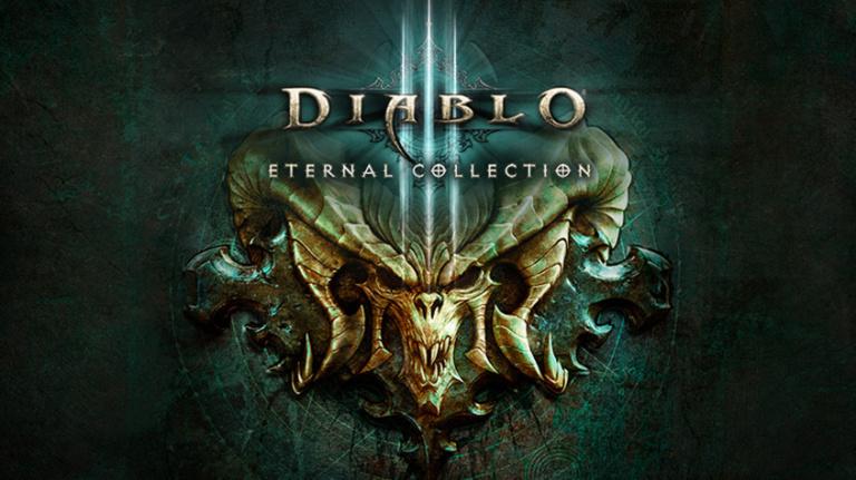 Diablo III : Eternal Collection - le jeu tiendra entièrement sur une cartouche Nintendo Switch