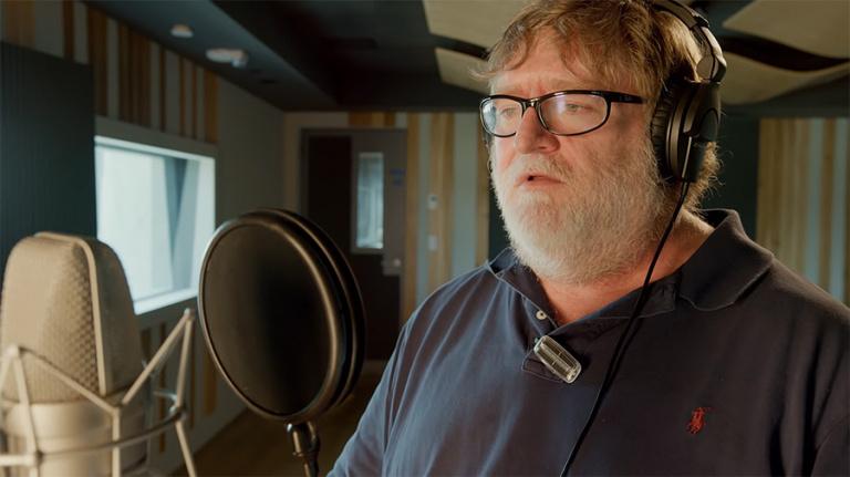 Dota 2 : un pack pour être bercés par la voix de Gabe Newell