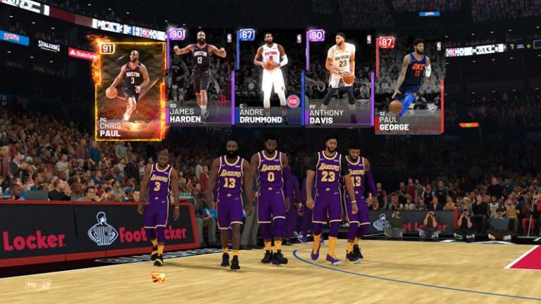 [MàJ] 2K Games s'adapte à la réglementation belge concernant les loot boxes de NBA 2K