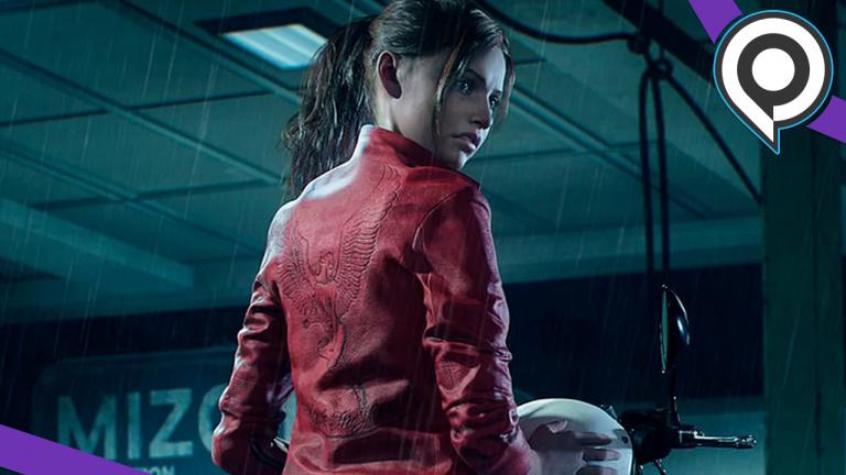 Resident Evil 2 Remake, Claire Redfield reprend du service - gamescom 2018