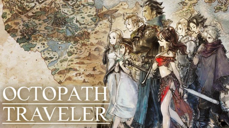 Ventes de jeux aux États-Unis : Octopath Traveler et GTA V au sommet du mois de juillet
