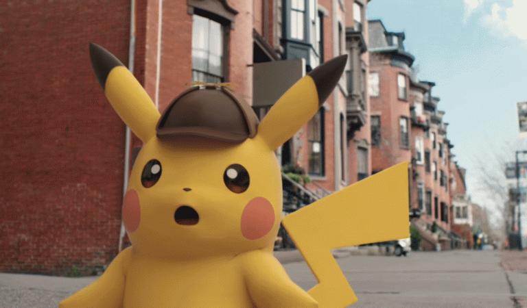 Pokémon : Le film Détective Pikachu pour l'année prochaine
