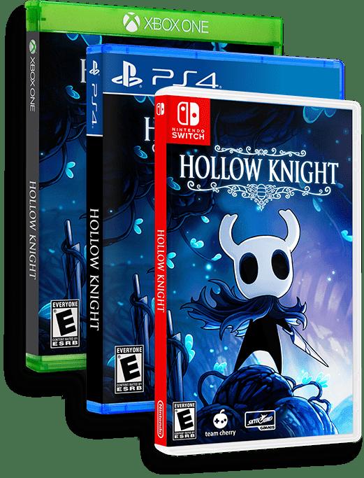 gamescom 2018 : Hollow Knight - Les éditions physiques pour 2019