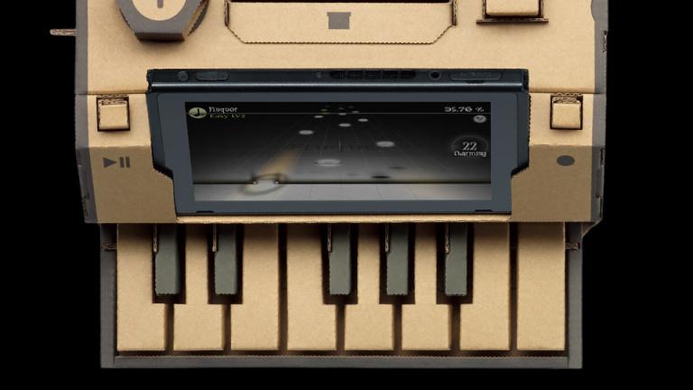 DeeMo : le jeu de rythme sera le premier titre tiers compatible Nintendo Labo
