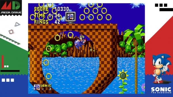 Sega Ages : Sonic the Hedgehog et Thunder Force IV repoussés sur Switch