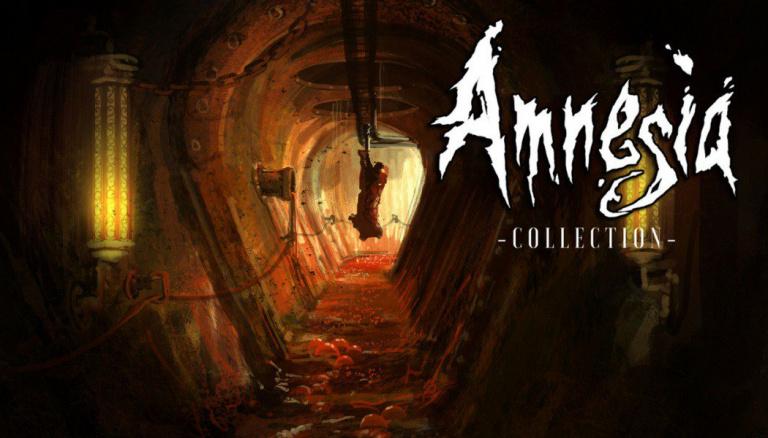 Amnesia Collection arrive sur Xbox One la semaine prochaine