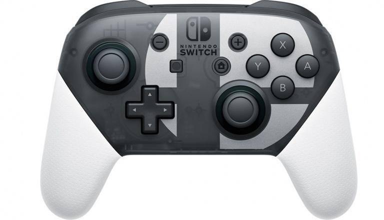 Super Smash Bros. Ultimate : Une manette Nintendo Switch Pro annoncée