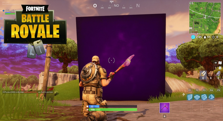 Fortnite : le Cube se déplace... Et peut vous être bénéfique ! Comment en profiter, toutes ses caractéristiques