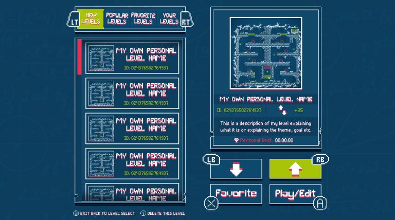 Slime-San : un éditeur de niveau en approche pour le platformer