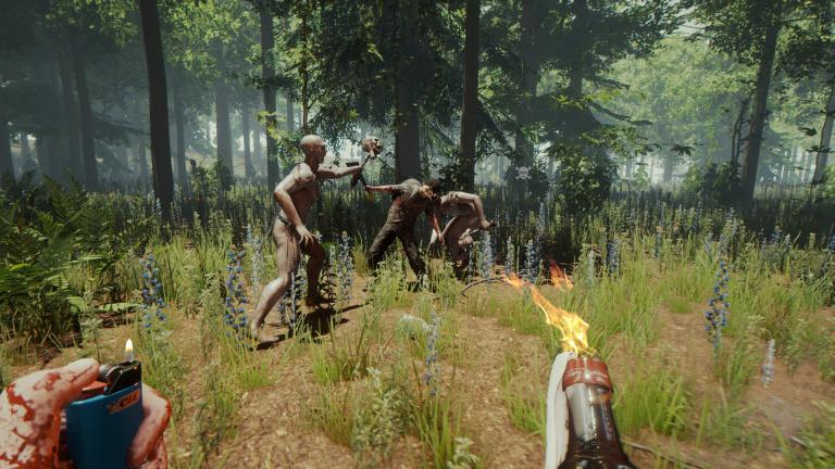 The Forest se trouve une date de sortie sur PlayStation 4