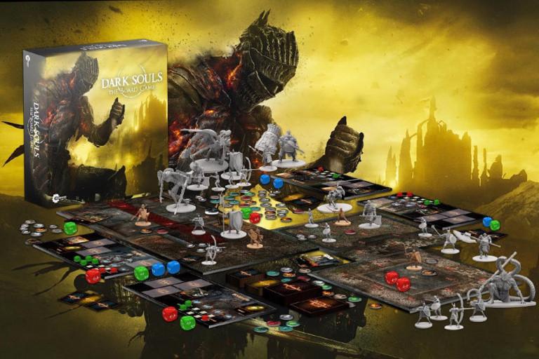 Dark Souls : Le jeu de plateau à petit prix sur Reference Gaming !
