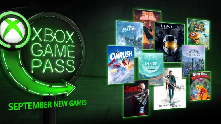 Xbox Game Pass : Halo MCC, Quantum Break... les jeux ajoutés en septembre