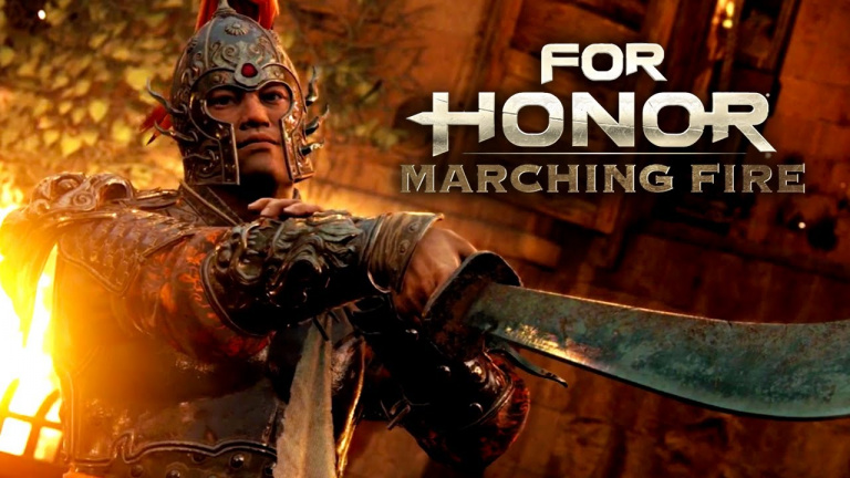 For Honor : L'extension Marching Fire date son Test Ouvert