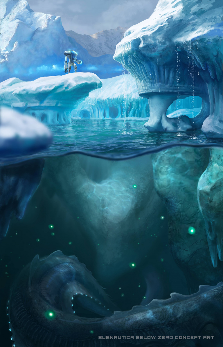 Subnautica : Below Zero  sortira sous la forme d'un standalone et se dévoile en images