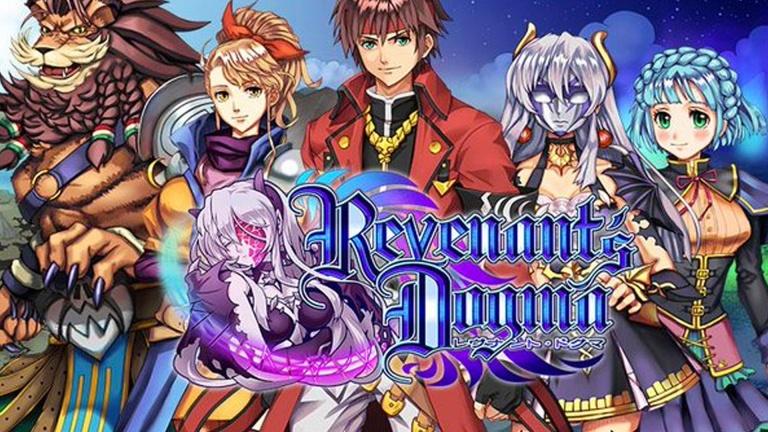 Revenant Dogma : le J-RPG de Kemco s'offre trois nouvelles plateformes