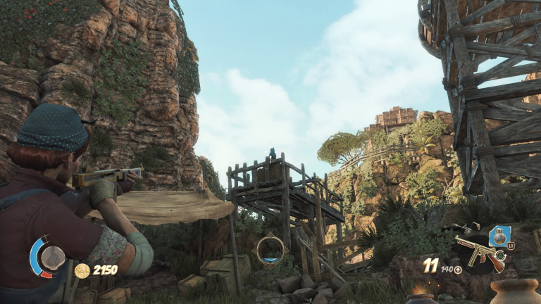 Niveau 4 - Le temple imposant