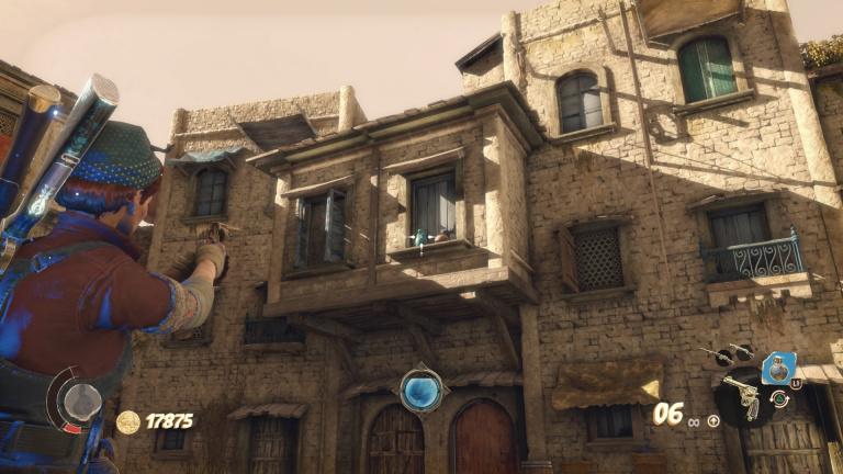 Niveau 7 - Cité Abandonnée