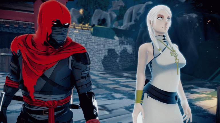 Aragami : Shadow Edition arrivera en novembre sur Switch