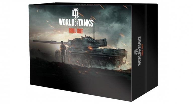 World of Tanks : L'édition collector arrive en octobre
