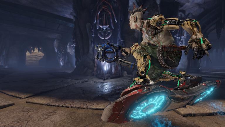 Quake Champions présente sa mise à jour de septembre