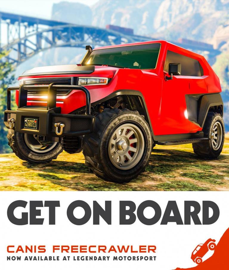 GTA Online : Des GTA $, un SUV et un mode repensé