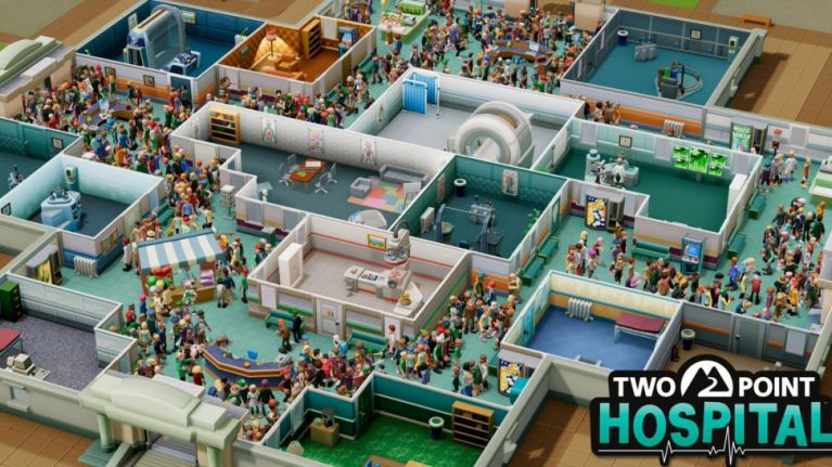 Two Point Hospital se débarrasse déjà de Denuvo