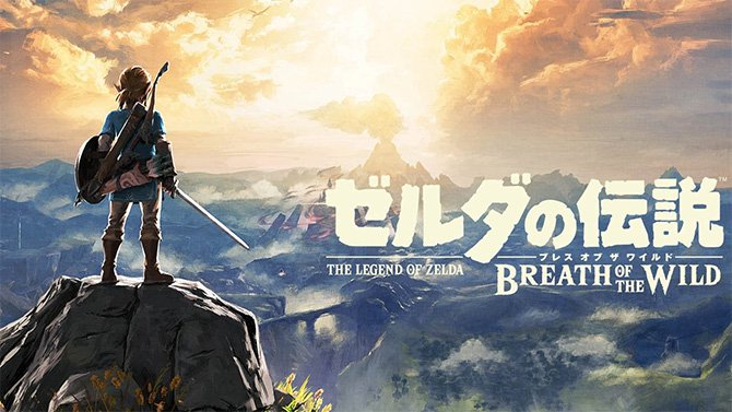 Zelda : Breath of the Wild dépasse les ventes d'Ocarina of Time au Japon