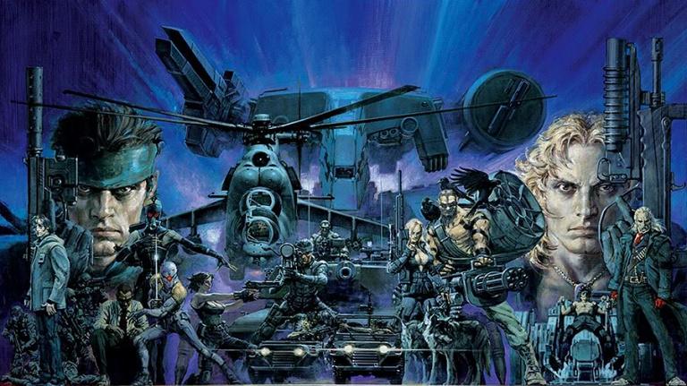L'intro de Metal Gear Solid recréée par un fan sous Unreal Engine 4