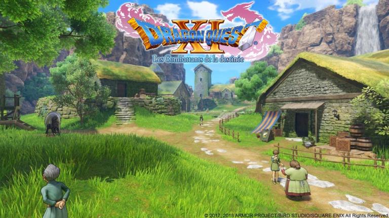 Dragon Quest XI : la soluce complète du J-RPG de Square Enix