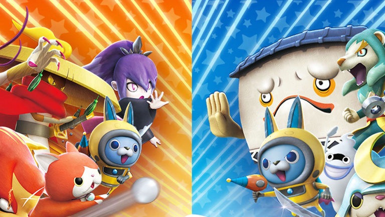 test du jeu yokai watch blasters un concept plaisant mais r p titif sur 3ds. Black Bedroom Furniture Sets. Home Design Ideas