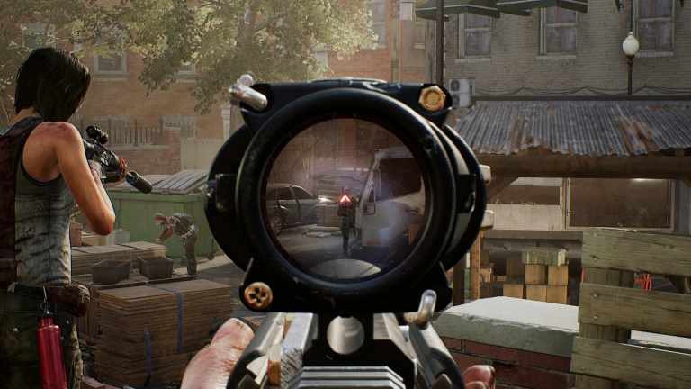 Overkill's The Walking Dead : une beta fermée début octobre sur PC