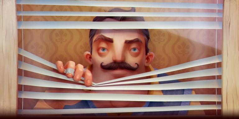 Hello Neighbor : Hide and Seek, un prequel pour le jeu d'infiltration